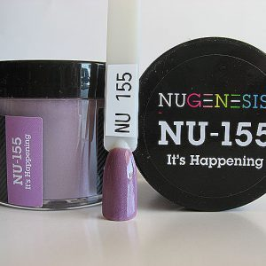 Nugenesis Easy Dip Powder - NU-155 It's Happening