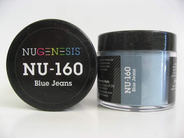 NuGenesis Dipping Powder - Blue Jeans NU-160