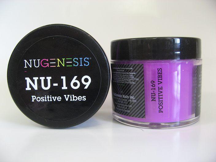 NuGenesis Dip Powder NU169 - Positive Vibes