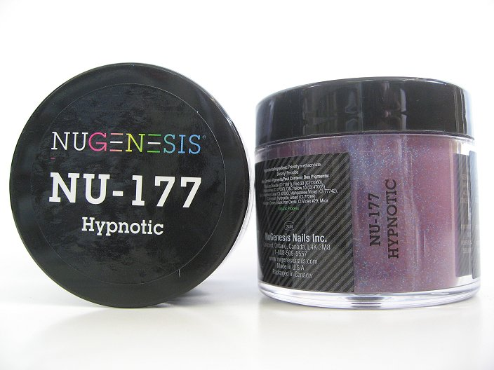 NuGenesis Dipping Powder NU-177 - Hypnotic