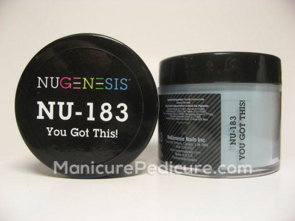 Nugenesis NU-183 - You Got This!