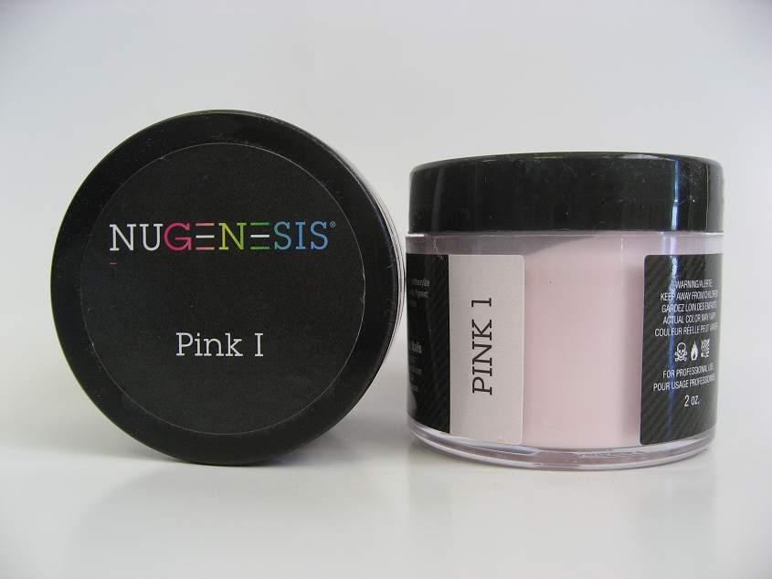 NuGenesis Dip Powder - Pink I