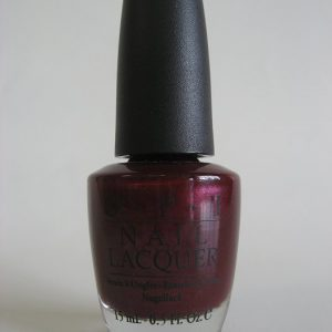 OPI Polish - NL A52 - SUZI LOVES SYDNEY