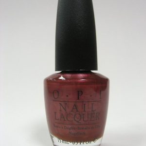 OPI Polish - B22 - Abbey Rose