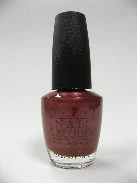 OPI Polish - B22 - Abbey Rose