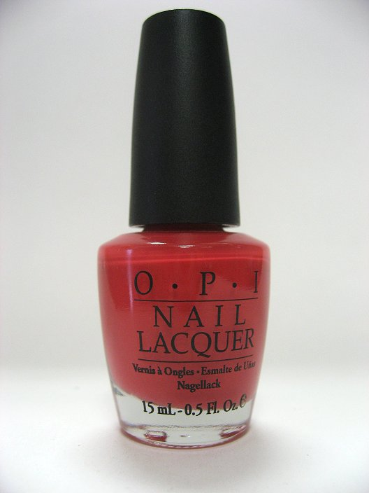 OPI Polish - B75 - Paint My Moji-Toes
