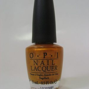 OPI Polish - NL B82 - Clubbing Till Sunrise