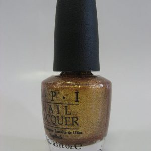 OPI Polish - HL D07 - GOLDENEYE