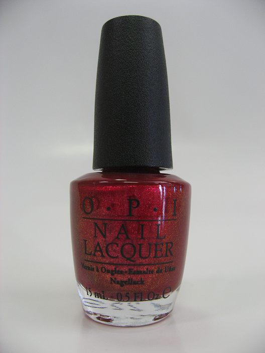 OPI Polish - HL D11- You Only Live Twice