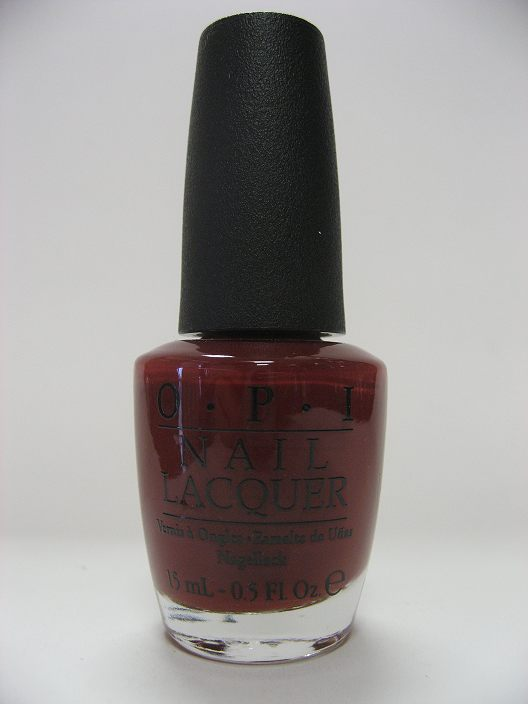 OPI Polish - HL D12 - SKY FALL
