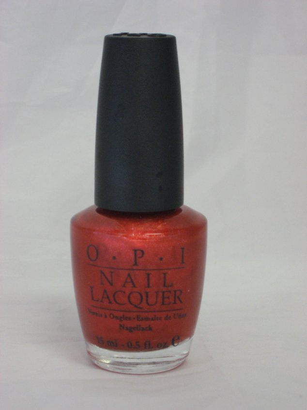 Discontinued OPI E04 - Euro-mazing!