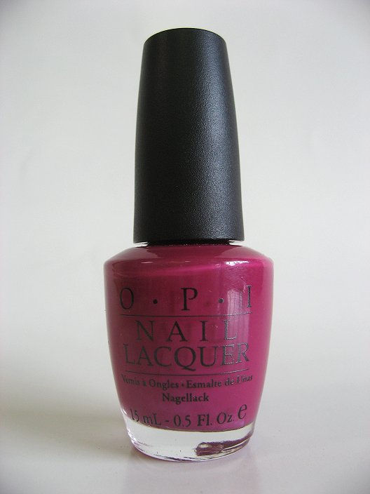 OPI NL E45 - NO SPAIN, NO GAIN