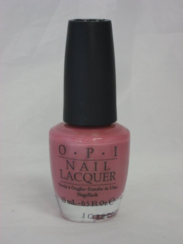 Discontinued OPI F01 - Shanghai Shimmer
