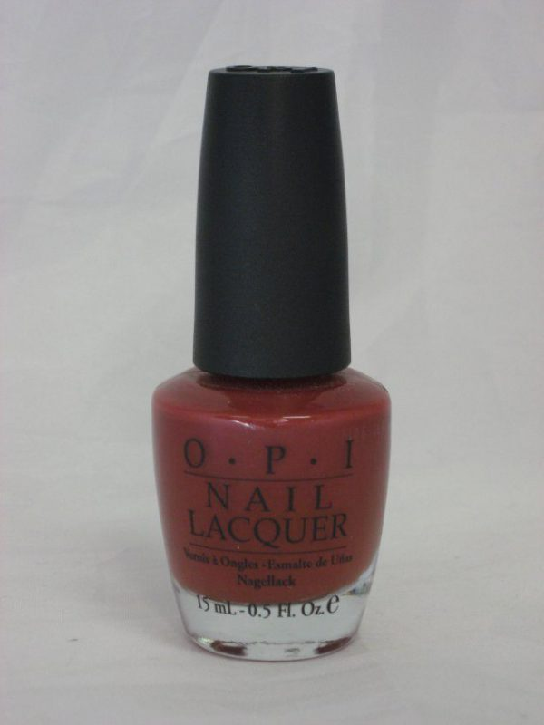 Discontinued OPI F23 - Crepes Suzi-ette