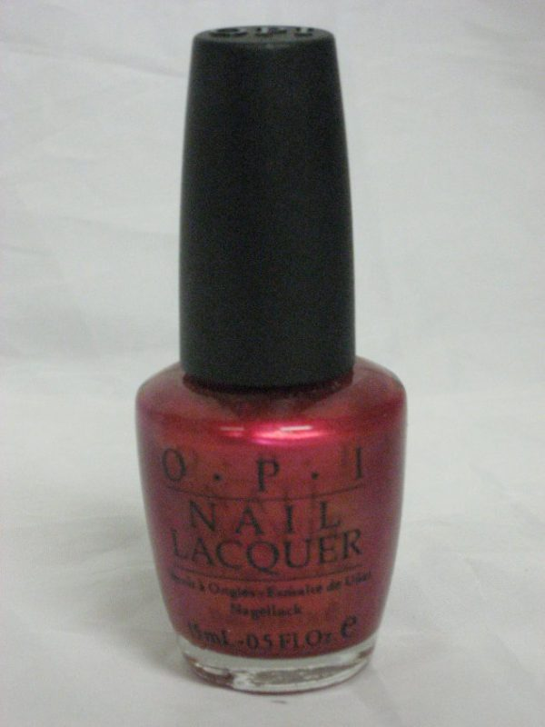 Discontinued OPI G02 - To Eros Is Human