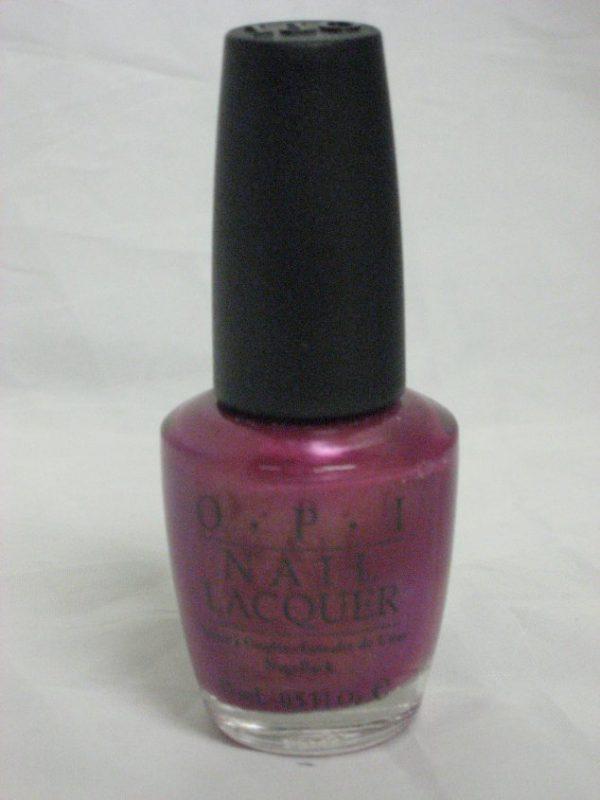 Discontinued OPI G03 - Purple-opolis