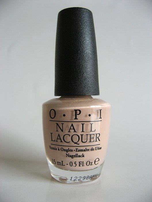 OPI Polish - G16 - Don't Pretzel My Buttons