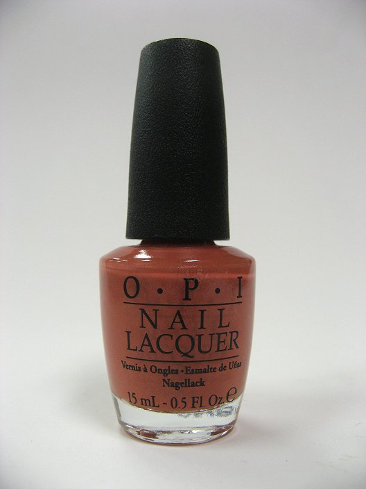 OPI Polish - G22 - Schnapps Out Of It!