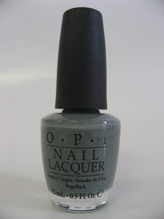 Discontinued OPI H58 - I Have a Herring Problem