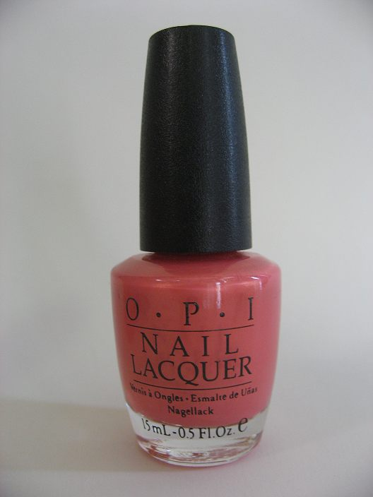 OPI Polish - NL I31 - YOUR VILLA OR MINE