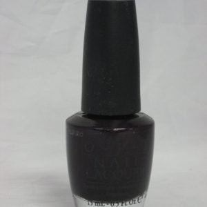 OPI Polish - NL I43 - Black Cherry Chutney