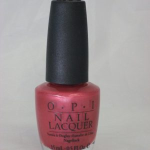 Discontinued OPI J10 - Holy Pink Pagoda