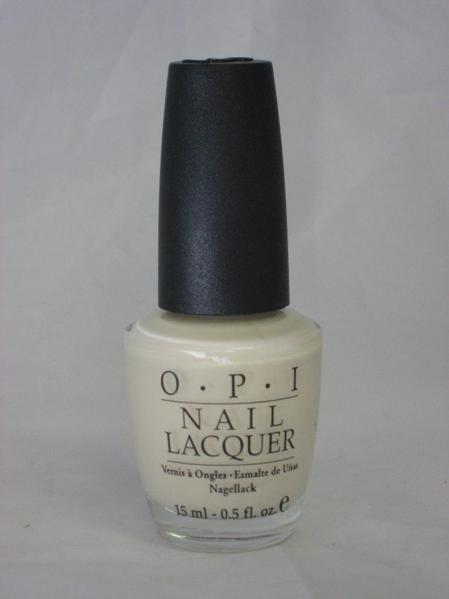 Discontinued OPI L06 - Swedish Nude