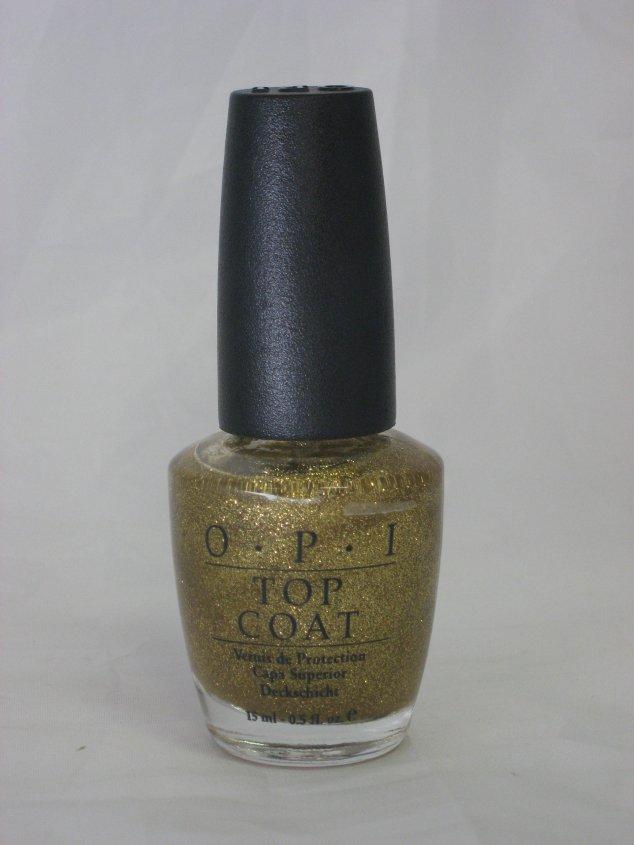 OPI Polish - NL L11 - Gold Lang Syne
