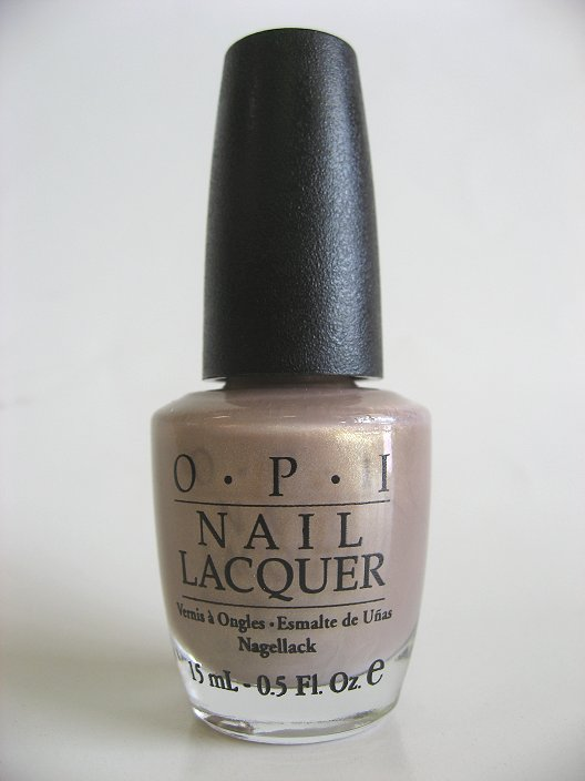 OPI Polish - NL M32 - WILL YOU MARI-ACHI ME?
