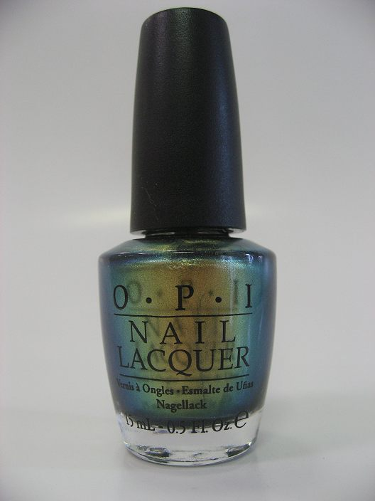 Discontinued OPI M36 - JUST SPOTTED THE LIZARD