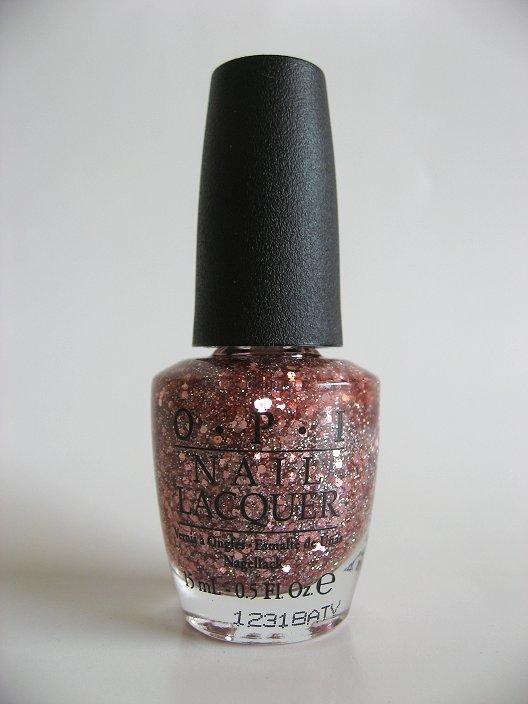 OPI Polish - M43 - Pink Yet Lavender
