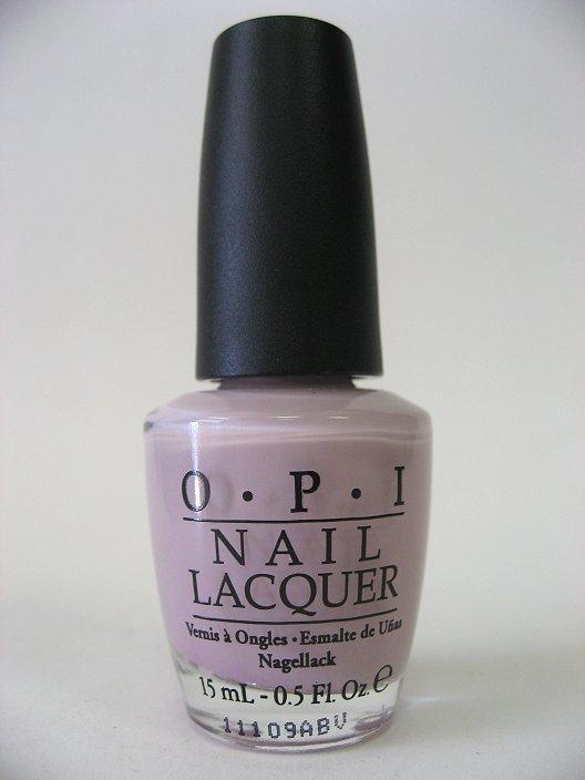 OPI Polish - P14 - Steady As She Rose