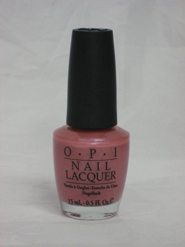 Discontinued OPI S45 - Not So Bora-Bora-ing Pink