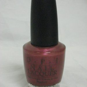 OPI Polish - S65 - Mother Road Rose