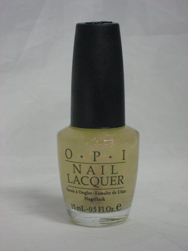 Discontinued OPI S75 - Sheer Enchantment