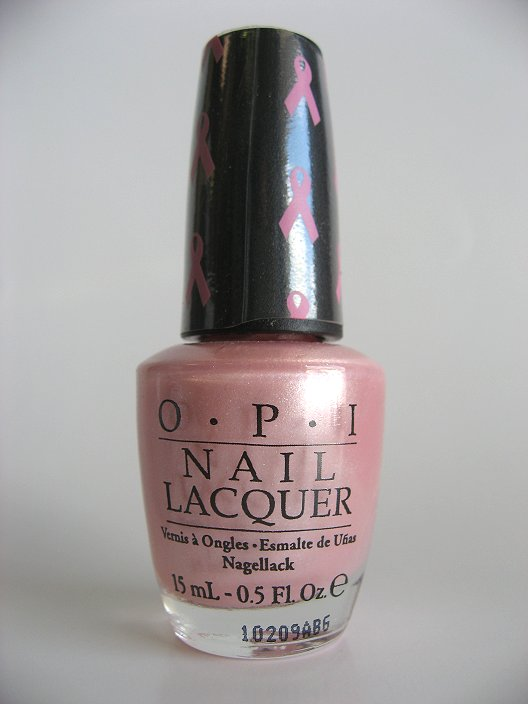OPI Polish - SR BH1 - Pink Of Hearts