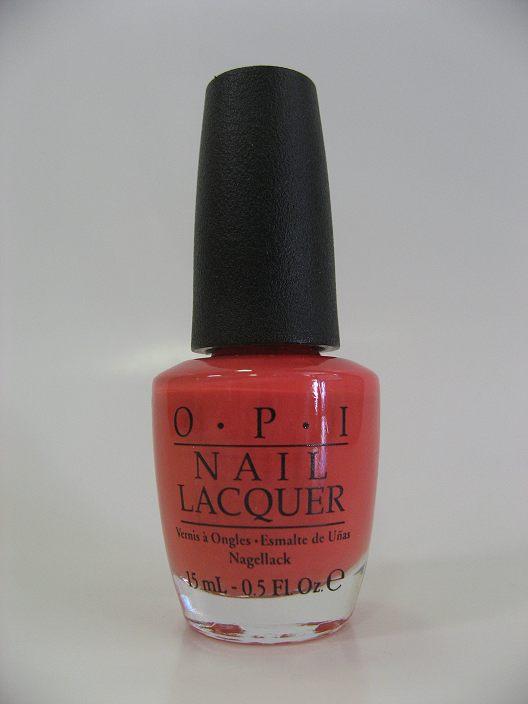OPI Nail Polish NL T30 - I Eat Mainely Lobster