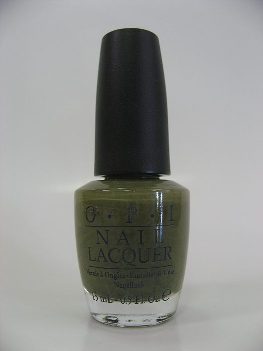 Discontinued OPI T34 - Uh-Oh Roll Down The Window