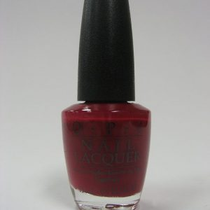Discontinued OPI Polish W46 - My Kind of Brown