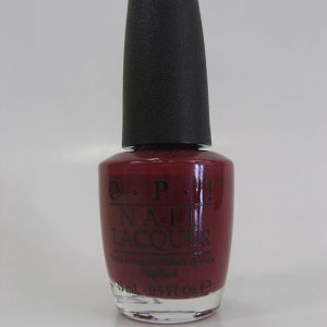 OPI Nail Polish NL Z14 - Just a Little Rosti At This