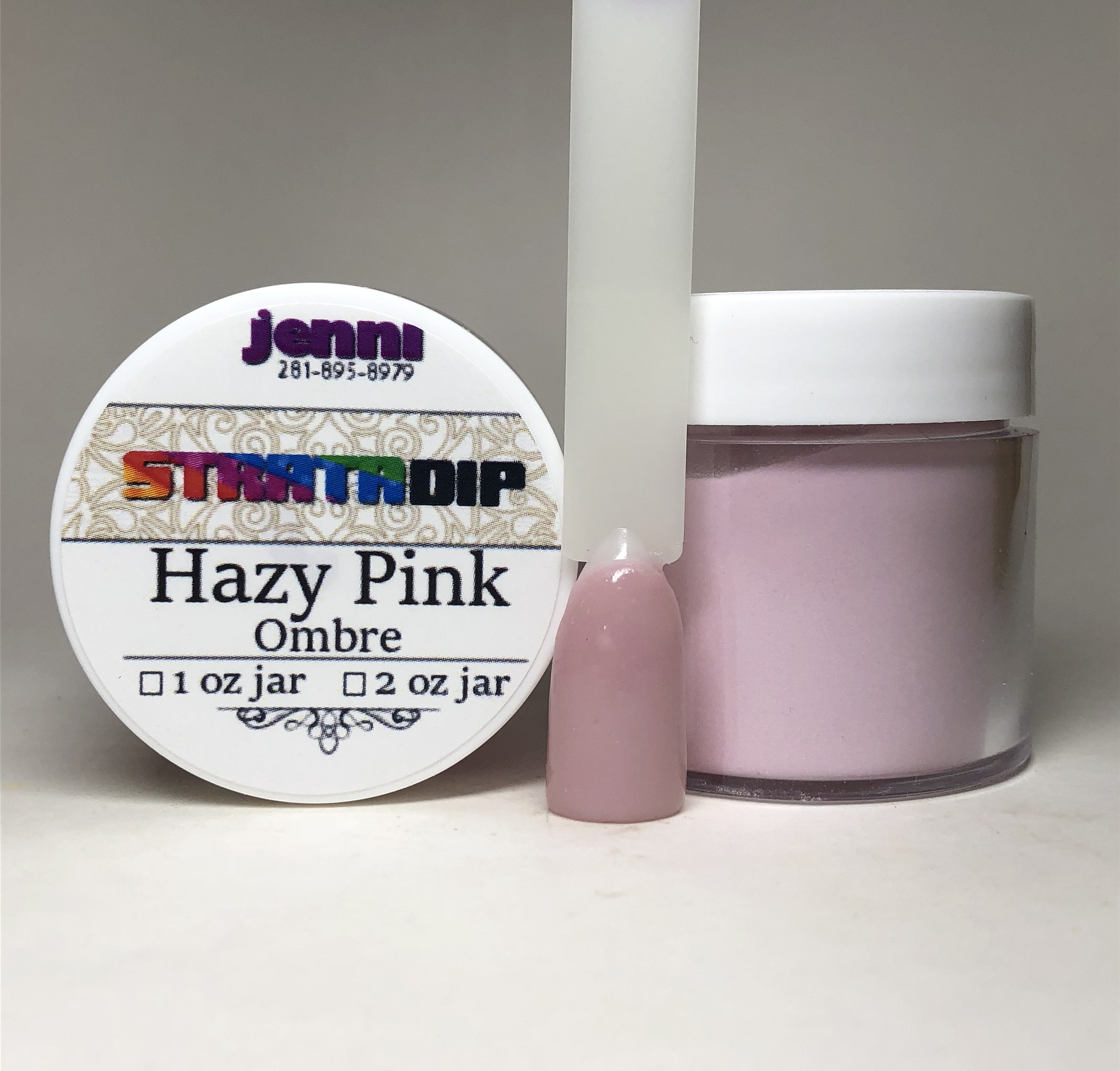Jenni StrataDIP Color Dipping Powder 2oz - SNU-101-LG