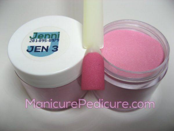 JENNI Color Acrylic Powder - JEN 3