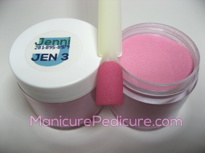 JENNI Color Acrylic Powder - JEN 3