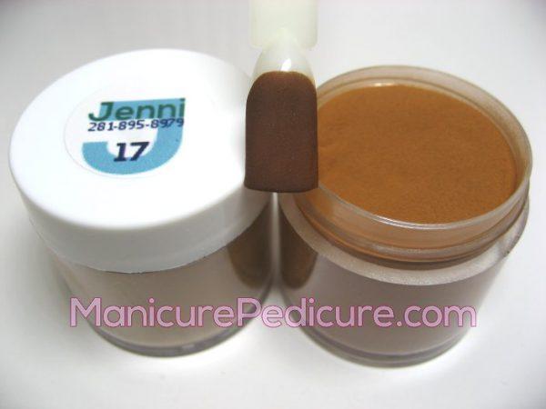 JENNI Color Acrylic Powder - JEN 17