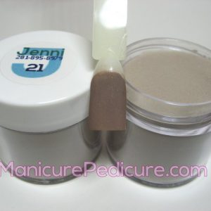JENNI Color Acrylic Powder - JEN 21