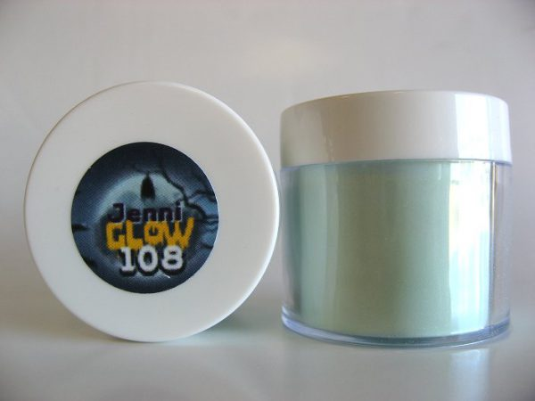 Glow in the dark acrylic powder - 108