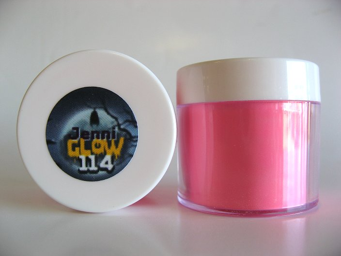 Glow in the dark acrylic powder - 114