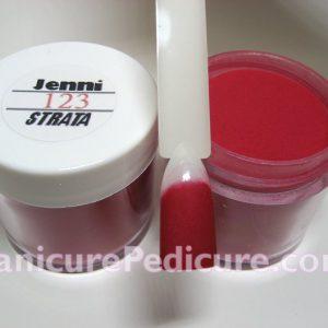 Jenni Strata Acrylic Powder - 123