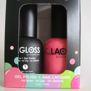 Q-Gloss Gel & Polish #1