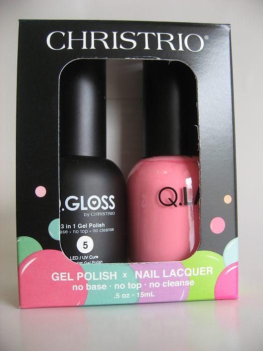 Q-Gloss Gel & Polish #5